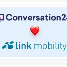 LINK Mobility and Conversation24 join forces with partnership